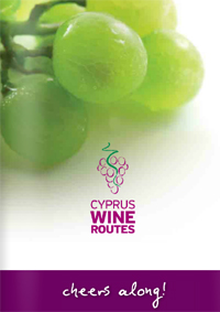 Cyprus Wine Routes Book